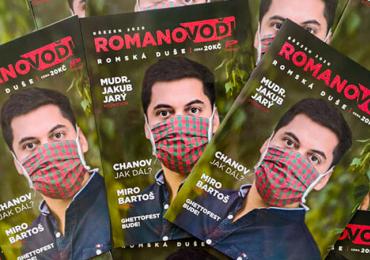 Nové Romano voďi: Velký rozhovor s romským lékařem Jakubem Jarým a další