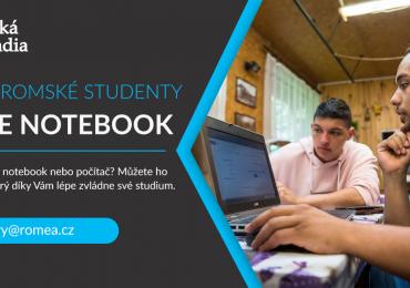 Máte nepotřebný počítač? Podpořte romské studenty, ROMEA již rozdala počítače v hodnotě přes 175 tisíc korun