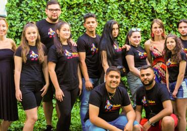 Stipendisté organizace ROMEA se podíleli na organizaci teambuildingu nakladatelství Albatros Media