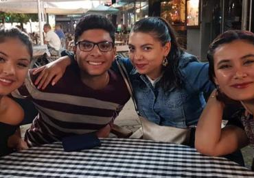 Romští studenti ze stipendijního programu ROMEA na mezinárodním setkání mládeže v Německu
