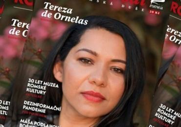 Nové číslo Romano voďi: Kdo jsou antirouškaři na náměstích a webech, Tereza de Ornelas o životě v JAR či Máša Bořkovcová (nejen) o Romano suno