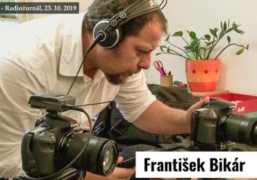 František Bikár o dokumentárním filmu LETY v Českém rozhlase