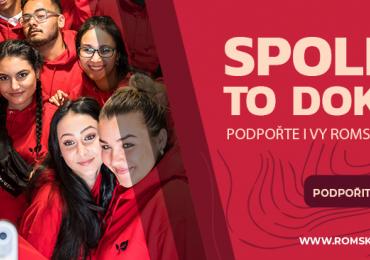 Dlouhodobá podpora romských studentů má smysl. Podpořte je i vy!